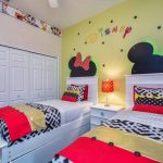 4405 lucaya loop#405 Alternate Picture of Disney Themed Bedroom with Two Twin Beds