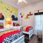 4405 lucaya loop#405 Disney Themed Bedroom with Two Twin Beds