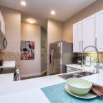 4405 lucaya loop#405 Alternate View of Kitchen with Stainless Steel Appliances